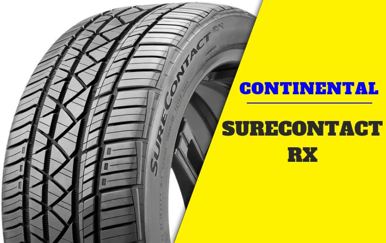 Continental SureContact RX Review