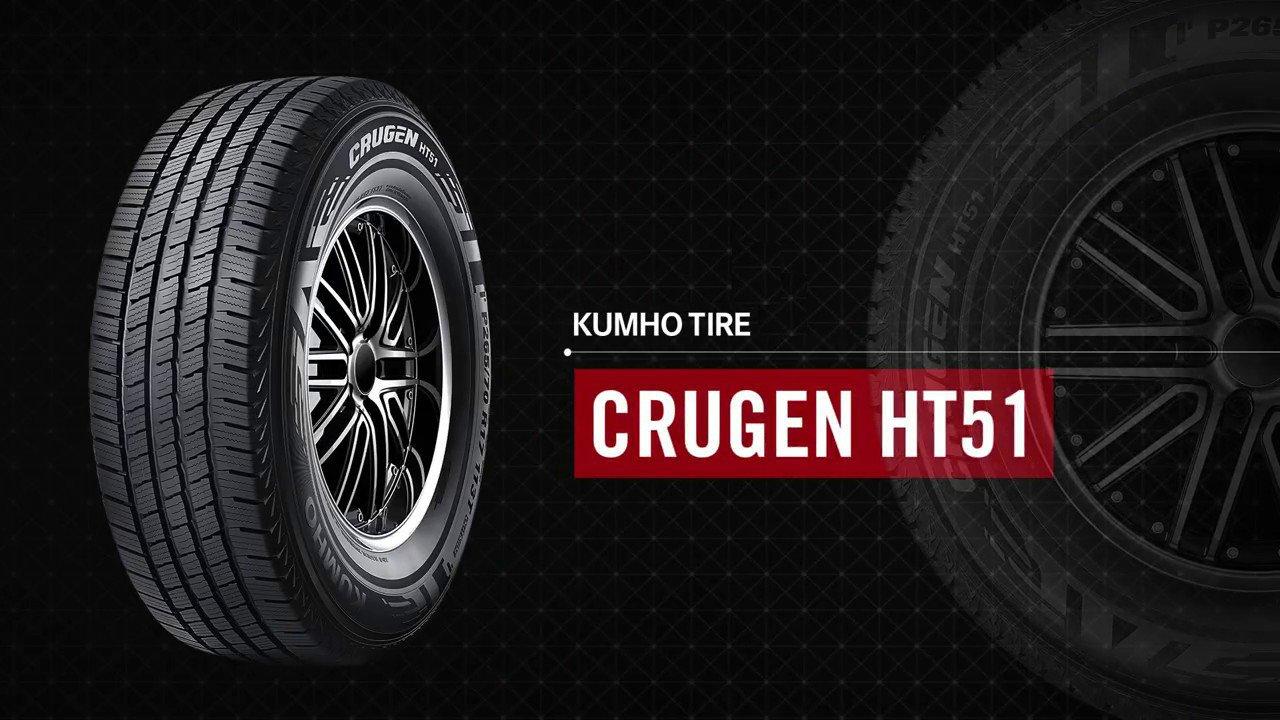 Kumho Crugen HT51 Review