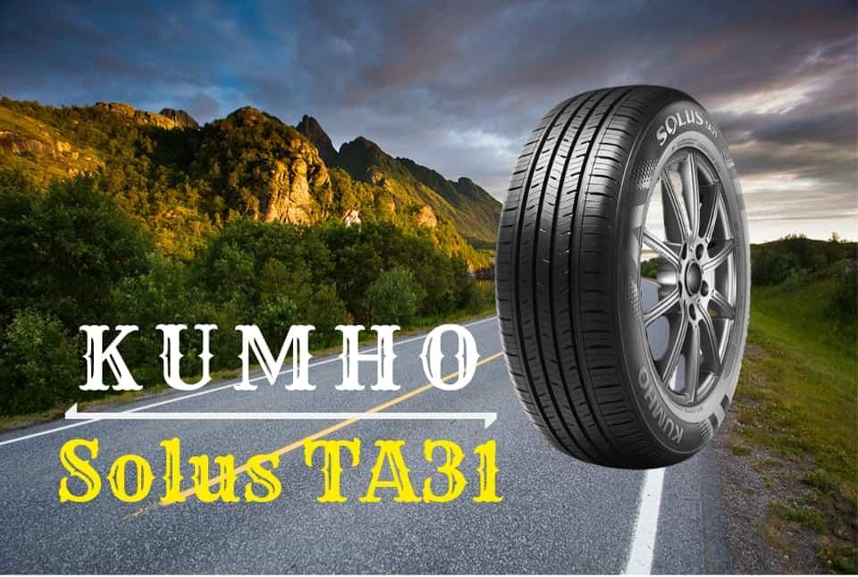 Kumho Solus TA31 Review