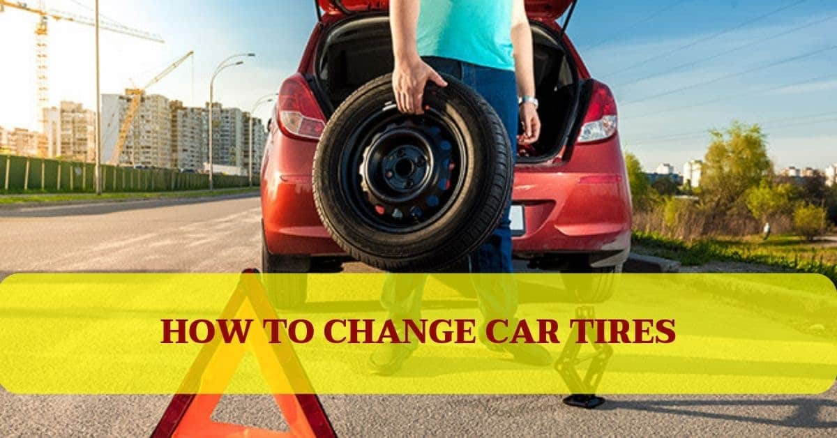 How to change car tires