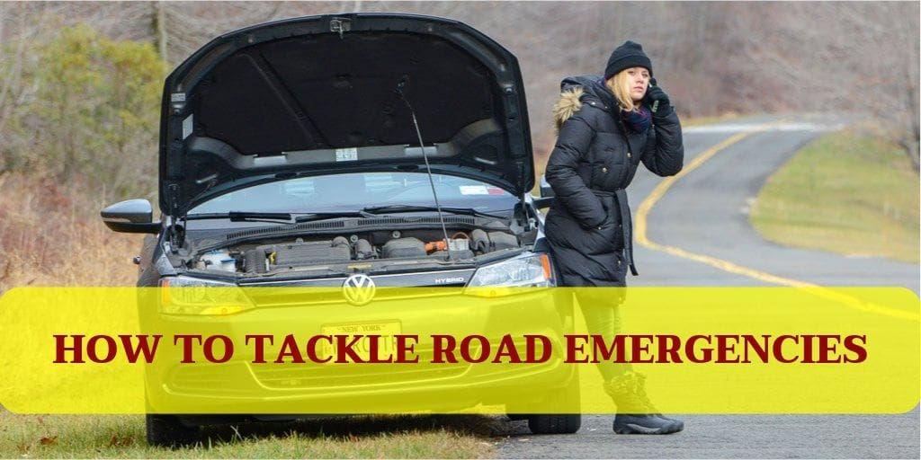Quick Tips on How to Tackle Road Emergencies