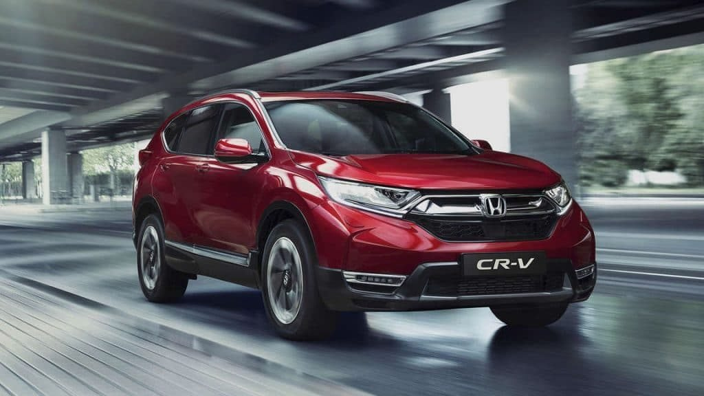The Best Tires for the Honda CR-V