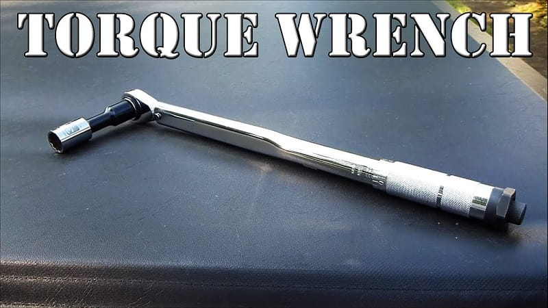 4 Steps to Use a Torque Wrench