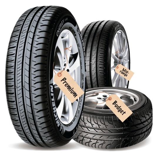 Budget, Mid-range or Premium Tires, Which Tires Should You Buy
