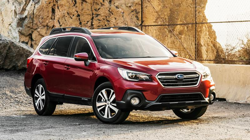 The Best Tires for Subaru Outback