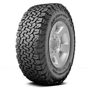 Best All Terrain Tires for GMC Sierra 1500