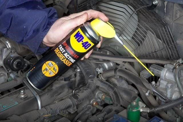 How to Clean an Engine properly