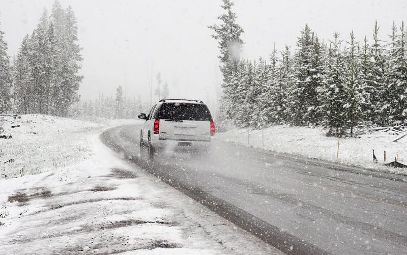 Top 10 Best Practices for Winter Driving