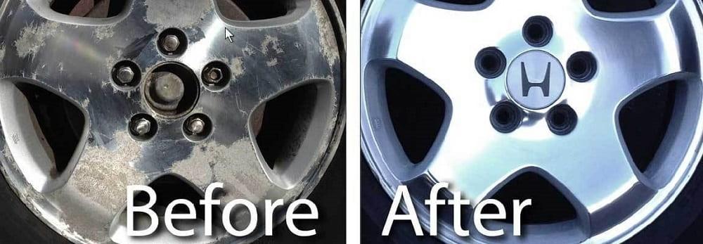 How to Refinish Aluminum Wheels