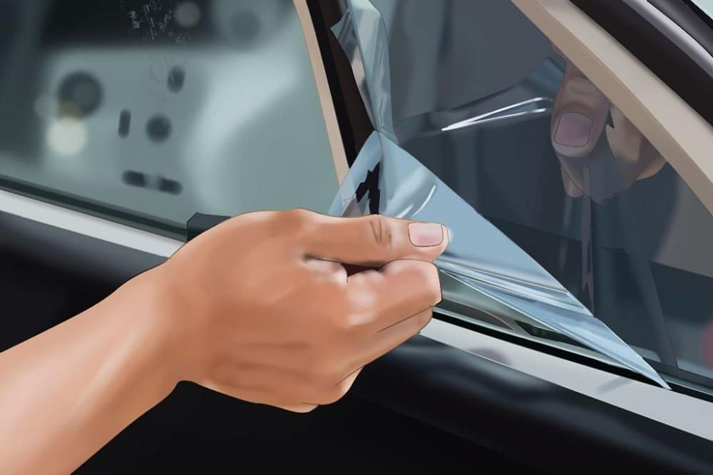 How to Remove Window Tint from Your Car
