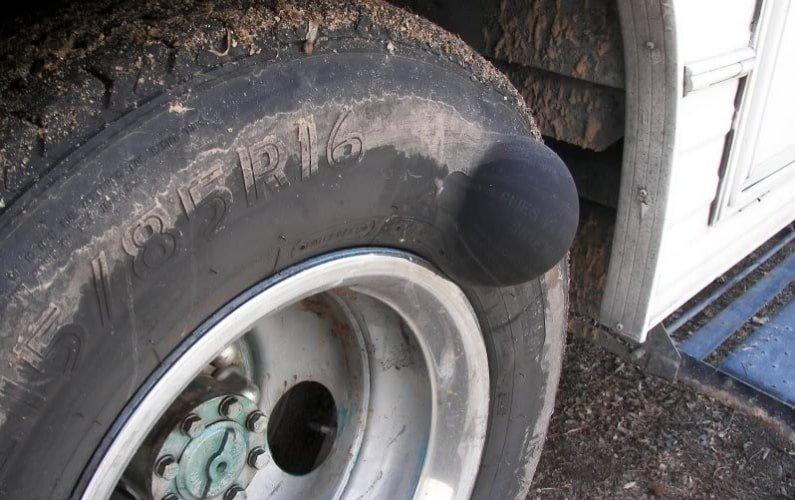 Tire Bulge