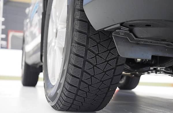 Bridgestone Blizzak DM-V2 Review