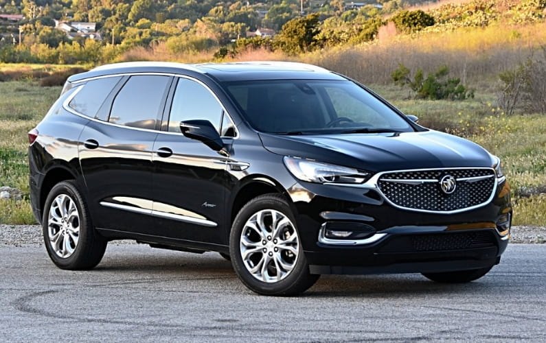 best Buick Enclave tires