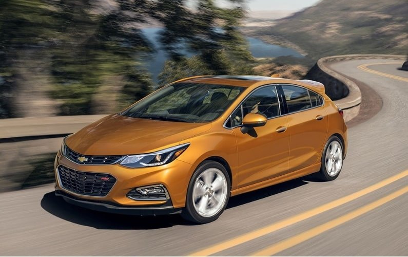 Best Tires for Chevy Cruze