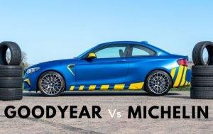 Goodyear vs Michelin
