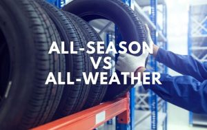 All season vs All-weather Tires